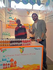 Sreesanth at Ghousia Gulfood Event
