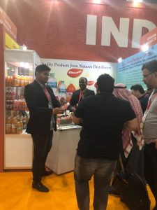 Gulfood 2018 Event - Ghousia Food Stand