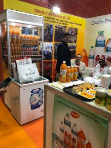 Gulfood 2018 - Ghousia Food Stand