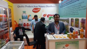 Gulfood 2018 - Ghousia Food Stall