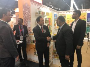 Ghousia Food Gulfood Manufacturing 2018