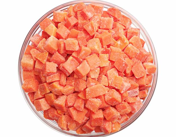 IQF Frozen Carrot Dices Manufacturer