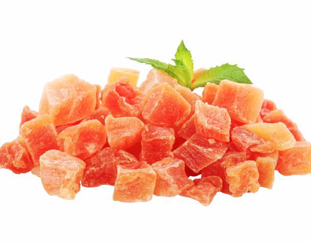 IQF Frozen Papaya Slices Supplier