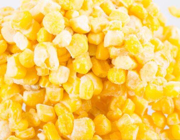 IQF Frozen Sweet Corn Manufacturer
