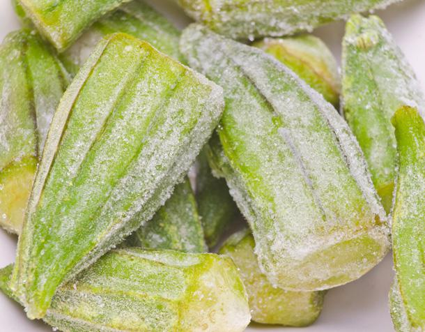 Frozen IQF Okra Manufacturers in India
